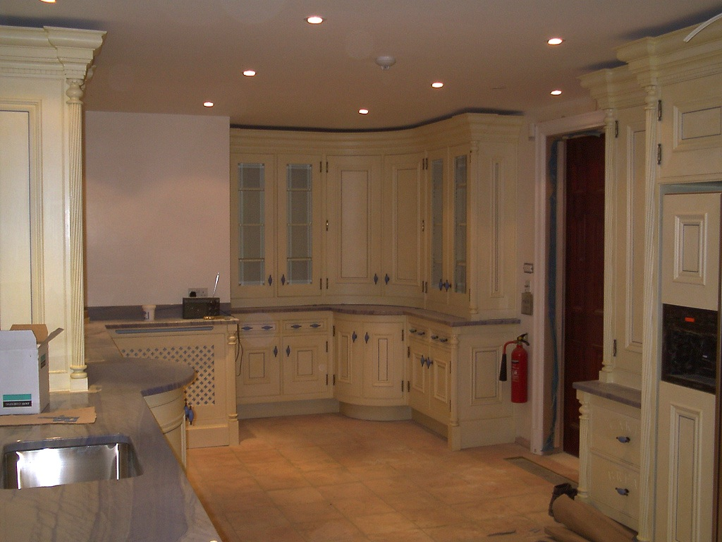Decorative Paint Effect Mark Wilkinson Kitchen