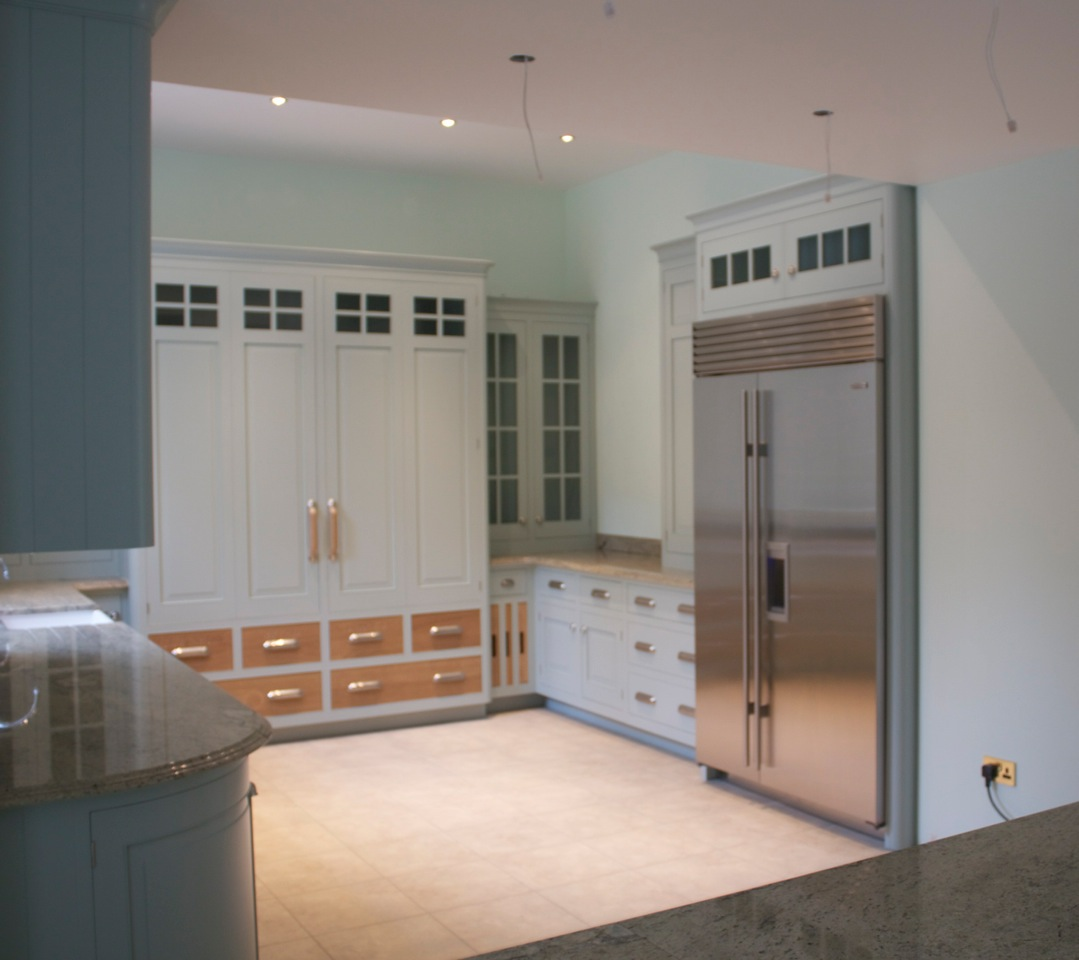 Hand Painted Kitchen Cabinets: Hand Painted Kitchen Scotland