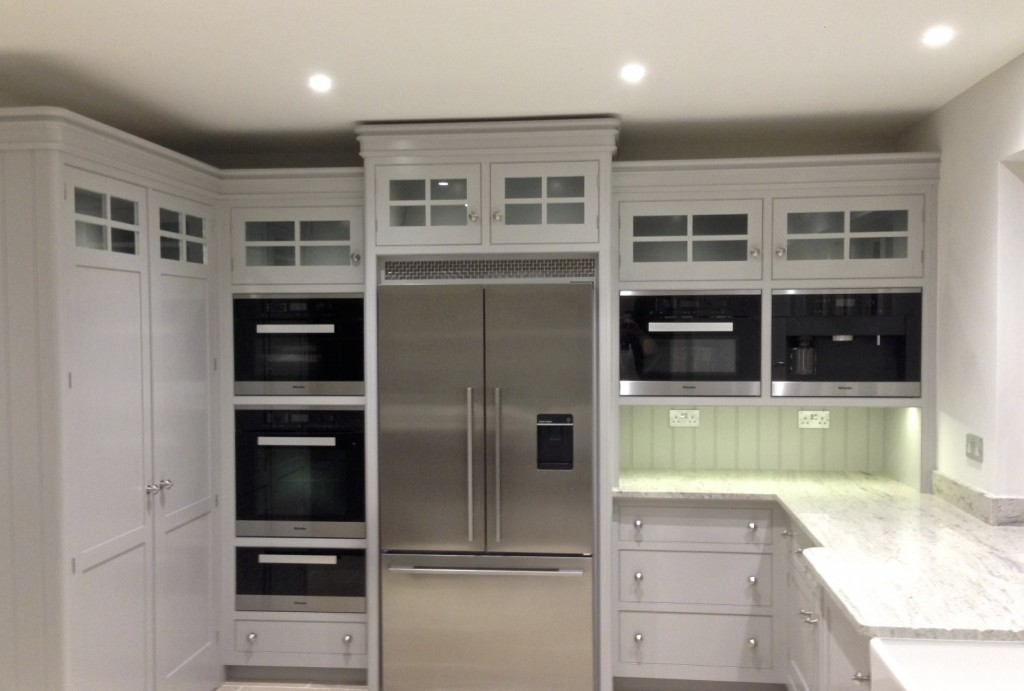 Hand Painted Kitchen Furniture Pewsey Wiltshire