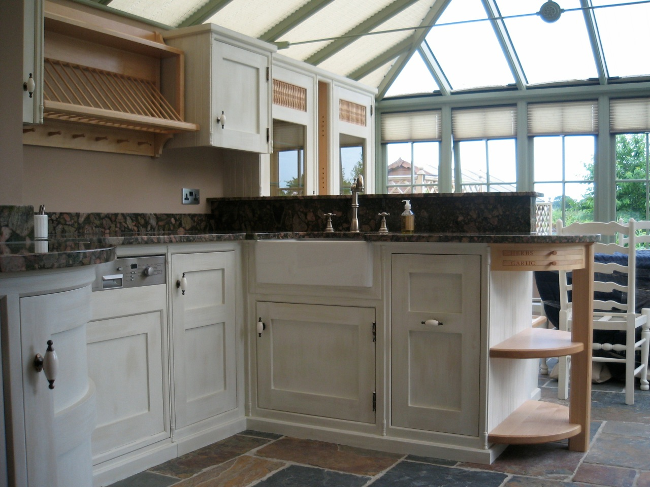 Bespoke Kitchens Paint Effects On Bespoke Kitchens And Furniture