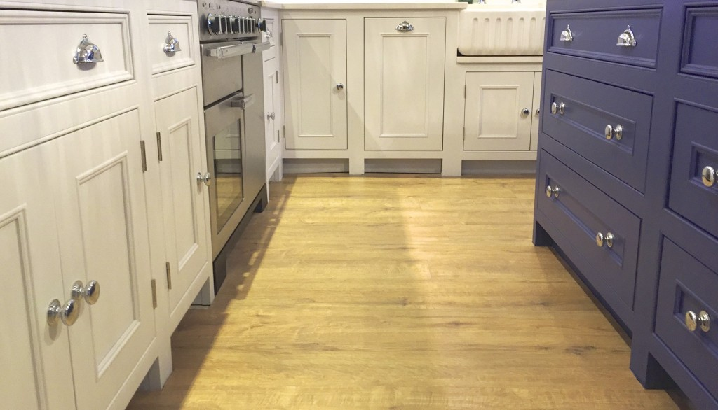 Hand painted kitchen Epsom Surrey