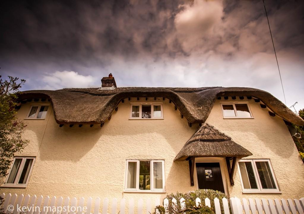 Hand Painted Kitchen Swindon Wiltshire
