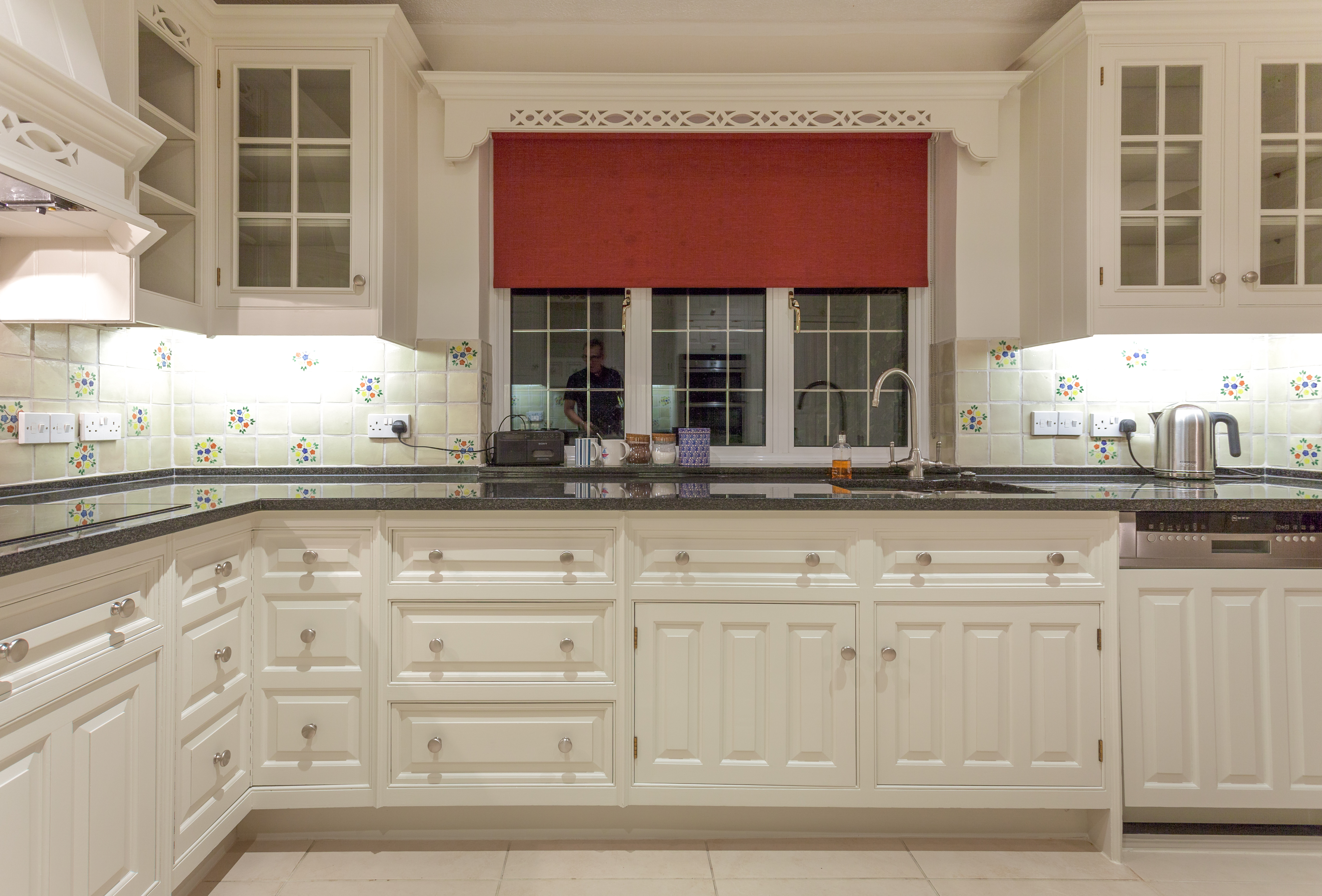 Smallbone Devizes Oak Kitchen Kevin Mapstone