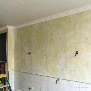 second glaze coat for paint effect