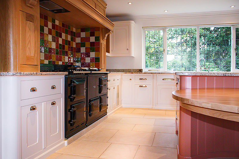 hand painted kitchen Maidenhead