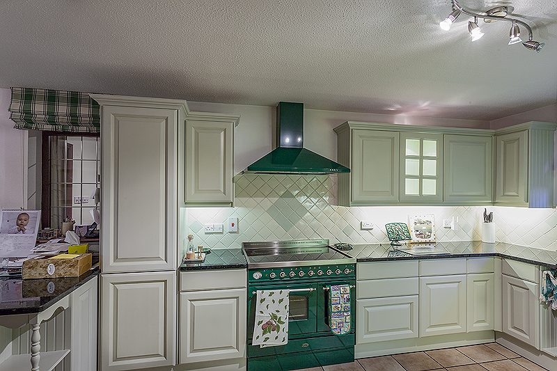 hand painted kitchen buckinghamshire