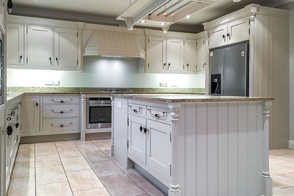 Hand Painted Kitchen Berkshire