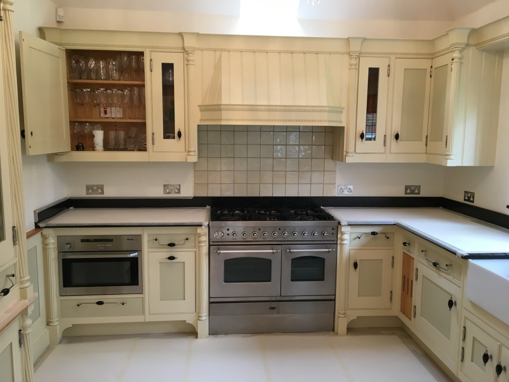 Mark Wilkinson kitchen furniture painters