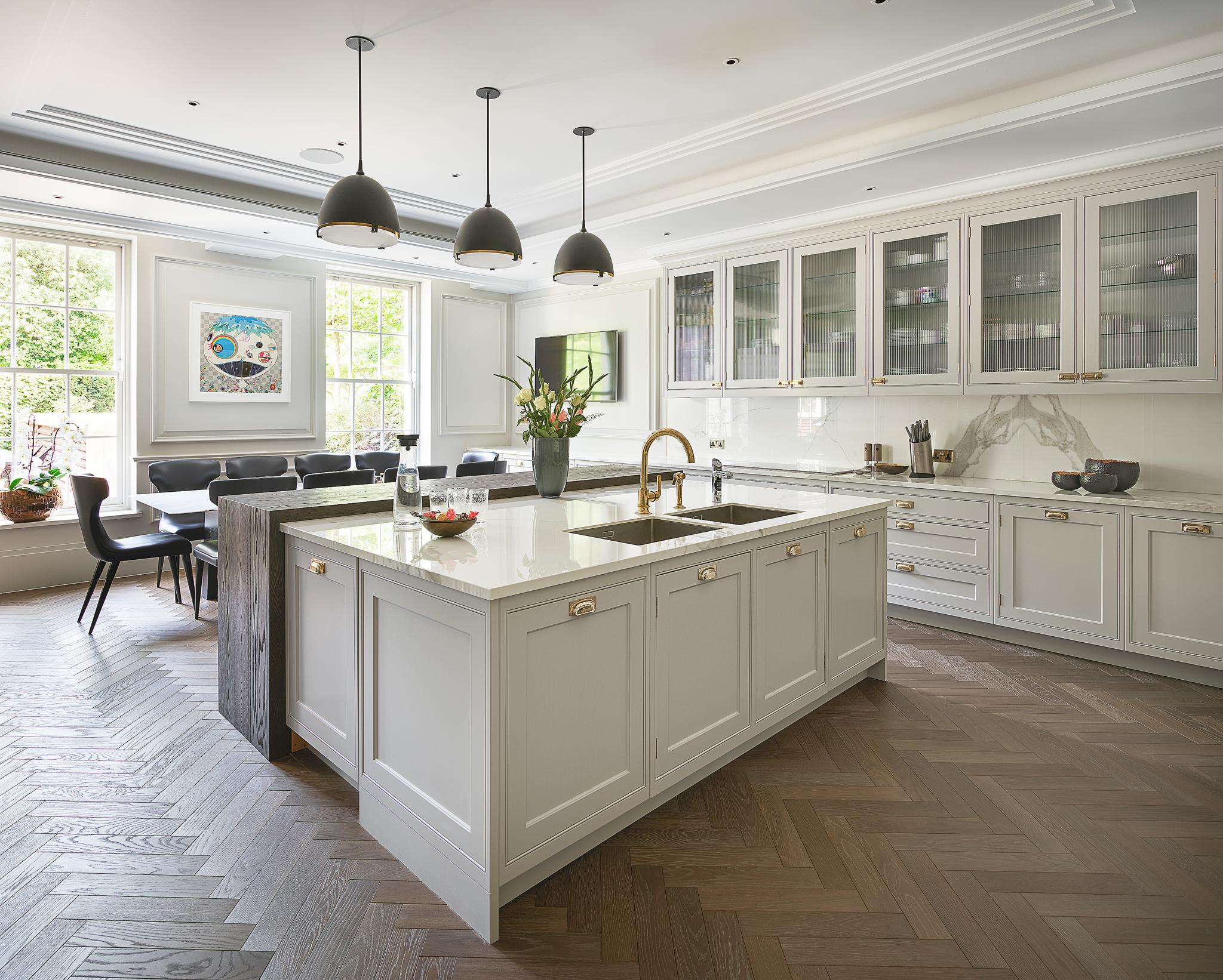Kitchen Cabinet Painters London Kevin Mapstone