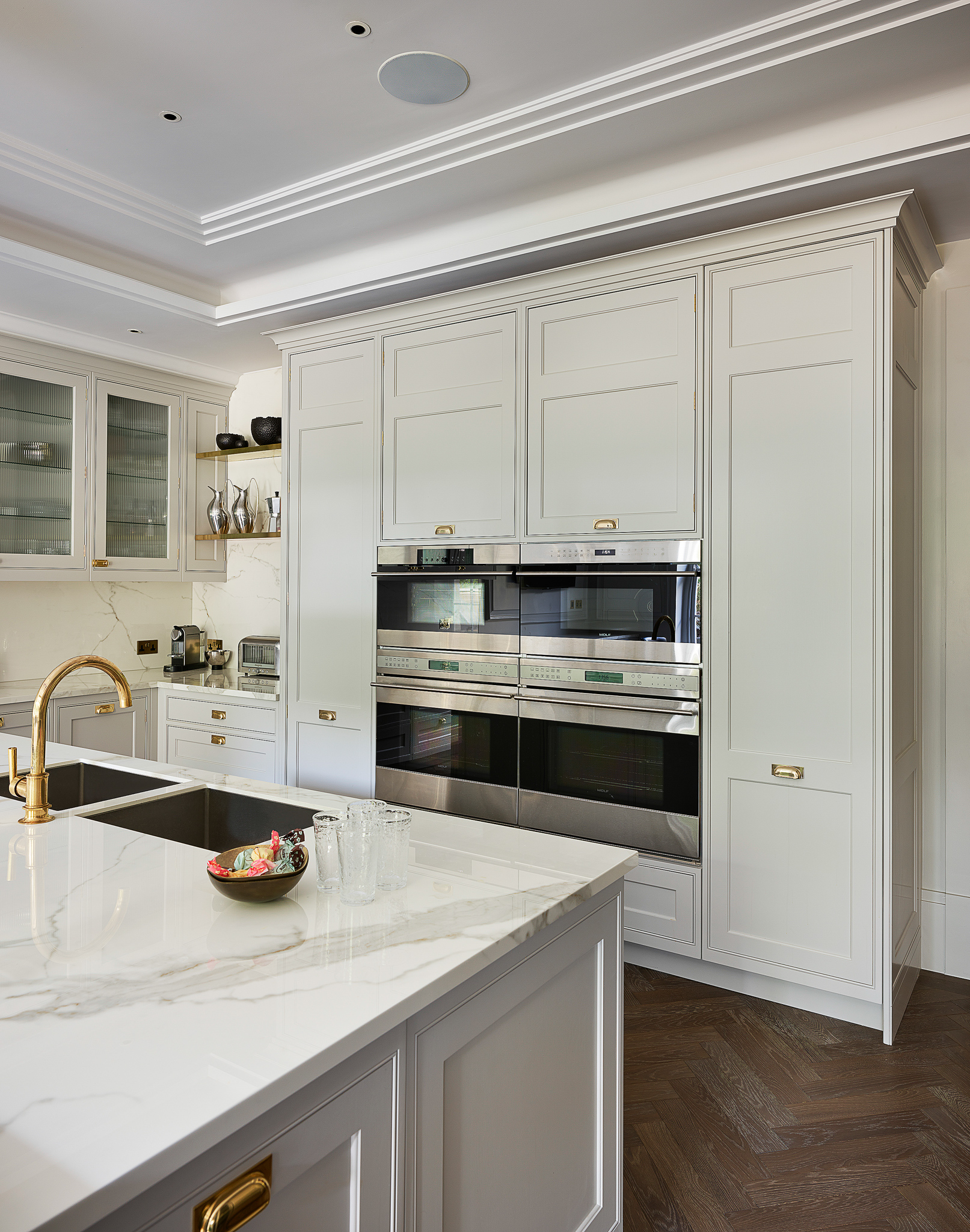 Kitchen cabinet painters london kevin mapstone for Kitchen cabinets nl