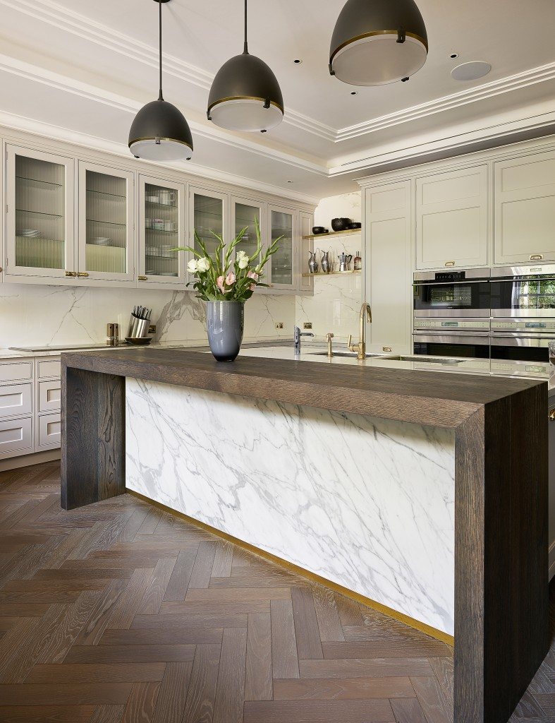 Kitchen cabinet painters London